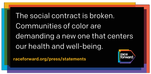The Social Contract is Broken