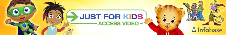 Just for Kids Access Video banner
